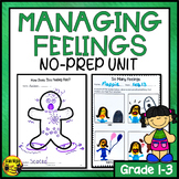 Managing Feelings and Social Emotional Learning Unit