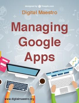 Managing Google Apps