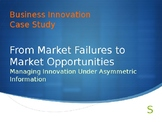 Managing Innovation Under Asymmetric Information