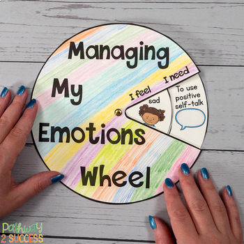 Managing My Emotions Wheel