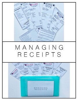 Managing Receipts Unit