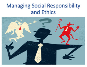 Managing Social Responsibility and Ethics (Management)