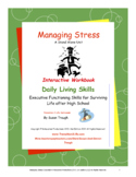 DLS Managing Stress Workbook-Daily Living Skills