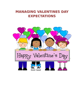 Valentines Day-Managing Valentine Day Expectations - Lesso