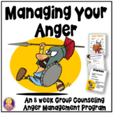 Anger Control   Anger Group Counseling Program