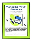 Managing Your Own Finances