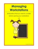 Managing Your Workstations