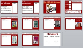 Managing a Household Unit (POWERPOINT)