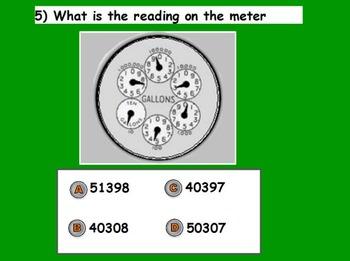 Managing a household - Reading Meters w Worksheet; Real wo