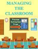 ***PREVIEW*** Managing the Classroom Preview