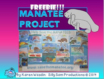 Manatee Project FREEBIE