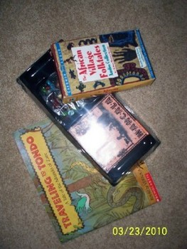 Mancala Game (new) & African Folktales