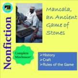 Mancala-- History, Game Board, and Rules Distance Learning