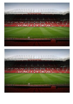 Manchester United Football Club Handout