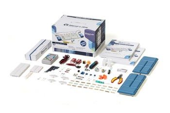 Mand Labs KIT-1 Plus: Award Winning 57 Projects Kit for Electrical & Electronics