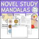 Novel Study - Mandala Craft - PBL