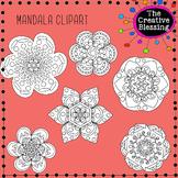 Mandala Clip Art