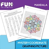 Mandala Coordinate Graphing Picture 2