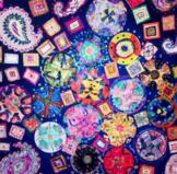 Mandala Geometric Art Lesson Community Art