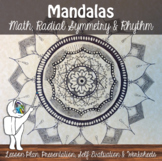 Mandala Lesson - Art Lesson - Variety, Rhythm and Balance