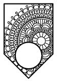Mandala Theme 5, Holi, Diwali, Janmashtmi, Buddha Classroom Decor, Banner