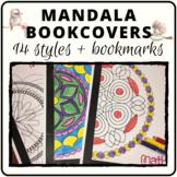 Mandala book covers