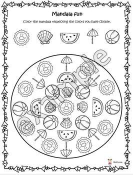 Mandala fun