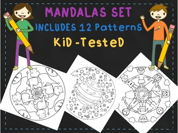 Mandalas: A Classroom Management Strategy