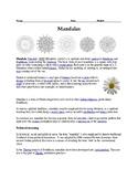 Mandalas Worksheet