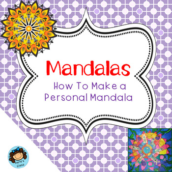 Mandalas- an art lesson!