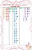 中文Chinese Mandarin Cloth unit grammar practice package 衣服单元语法练习及词汇语法列表