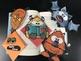 Mandarin Chinese Halloween activity bundle 万圣节中文素材包