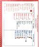 Mandarin Chinese New Year grammar folding book 中国新年语法词汇练习折叠书