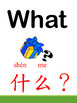 TPRS—Mandarin Chinese Question Words