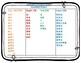 Mandarin Chinese School course unit grammar practice and folding book学校课程