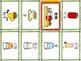 Mandarin Chinese Vocabulary Mini book - drinks 饮料