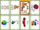 Mandarin Chinese Vocabulary Mini book - toys 玩具