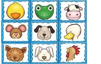 Mandarin Chinese animal and cloth unit game 给动物穿衣服游戏