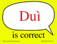 Mandarin Classroom Expressions Rejoinders for Comprehensible Input in Chinese