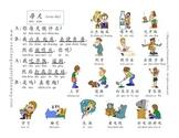 Mandarin Partner Conversation : 每天 (Every Day Activities)