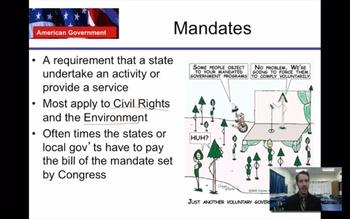 Mandates and Devolution