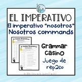 Mandatos Commands ~ Nosotros commands Game