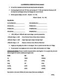 Mandatos Formales (Ud, Uds, Nosotros Commands) NOTES and practice