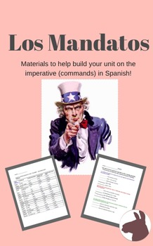 Mandatos - Imperative Mood and Commands in Spanish