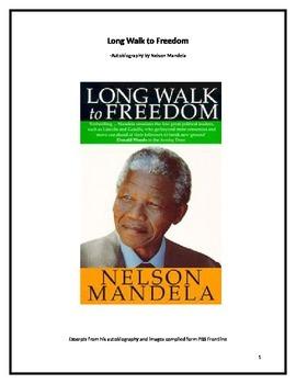 Mandela Autobiography Excerpts