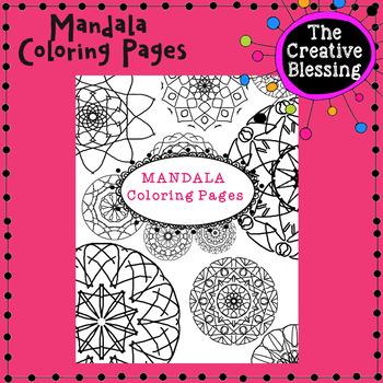 Mandela Coloring Pages