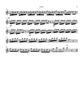 Mandolin Concerto in C for Guitar, Violin, Viola, Cello, and Bass