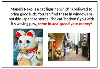 Maneki Neko - The Beckoning Cat