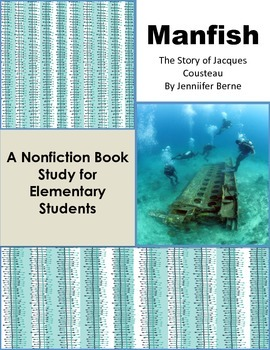 Manfish Nonfiction Book Study