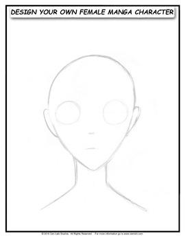 Manga Drawing Basics